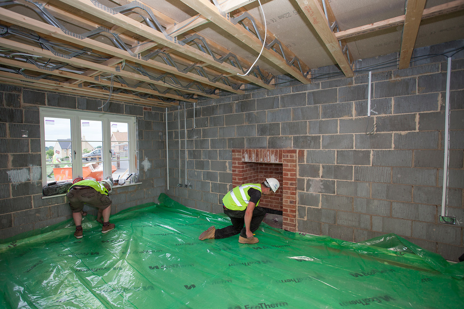 Underfloor Insulation Experts For East Anglia Flow