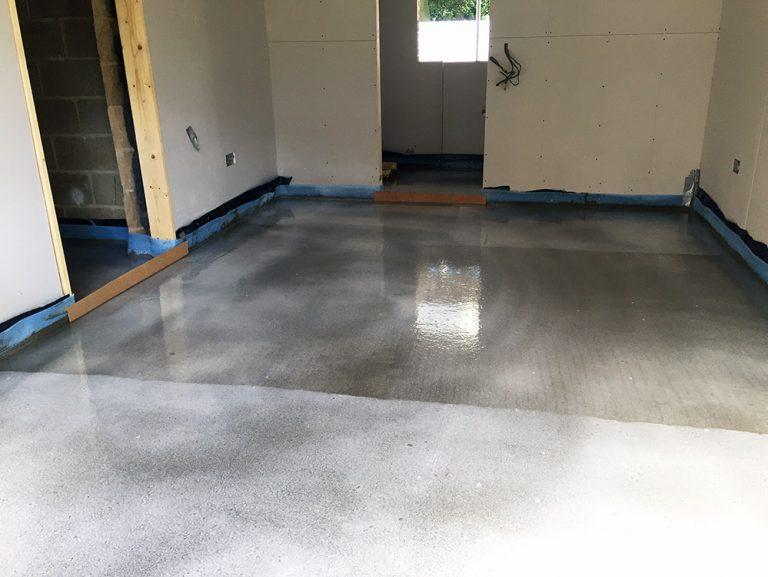 Cem-Floor Pour in Whymondham, Norfolk
